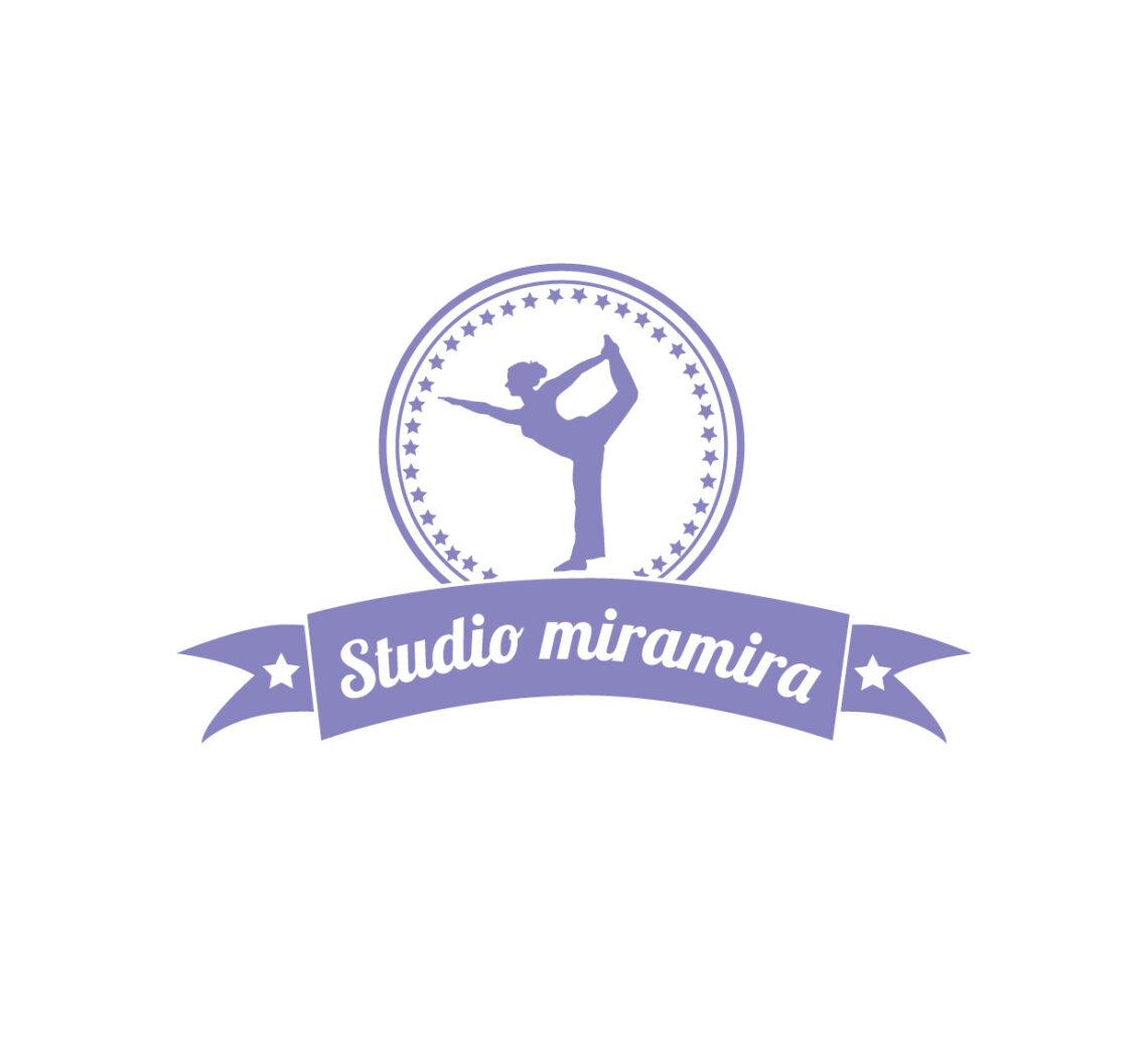 Yoga studio Miramira huisstijl branding